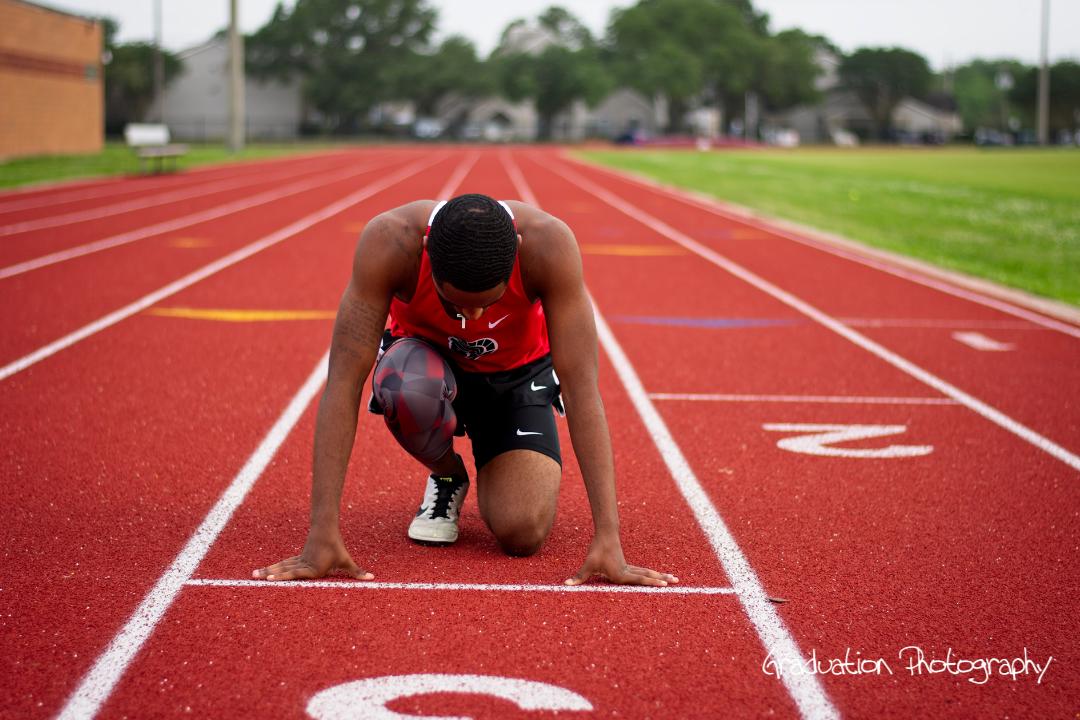 Senior Portraits for 2019 of South Houston High School graduate.
